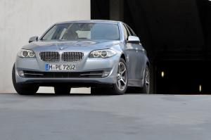 BMW ActiveHybrid 5 2012 года