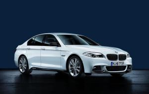 BMW M Performance Upgrades 3-Series and 5-Series '2012