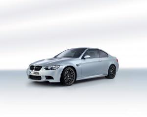 2012 BMW M3 Coupe Frozen Silver Edition