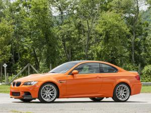 BMW M3 Coupe Lime Rock Park Edition 2012 года