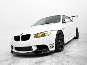 2012 BMW M3 Coupe VF620 Supercharged by EAS