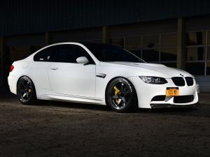 BMW M3 Coupe VT2-600 by IND Distribution 2012 года