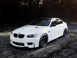 2012 BMW M3 Coupe White by IND Distribution