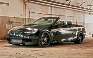 BMW M3 MH3 V8R Biturbo Convertible by Manhart Racing 2012 года