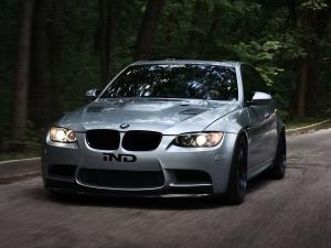 BMW M3 Sedan Silverstone by IND Distribution 2012 года