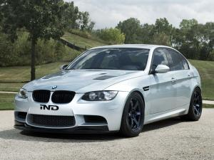 BMW M3 Silver Ghost by IND Distribution 2012 года