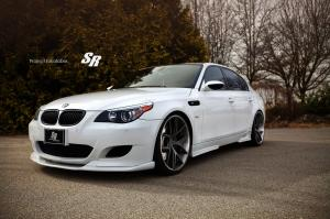 BMW M5 Exkalaber by SR Auto Group 2012 года