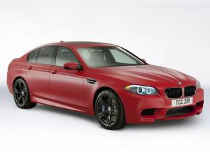 2012 BMW M5 Performance Edition