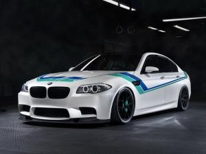 BMW M5 Performance by IND Distribution 2012 года