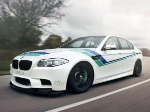 BMW M5 by IND Distribution 2012 года