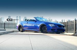 2012 BMW M6 CV11 Deep Concave by D2Forged