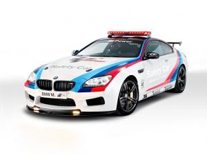 BMW M6 Coupe MotoGP Safety Car '2012