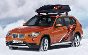 BMW X1 Powder Ride Edition '2012 - 15