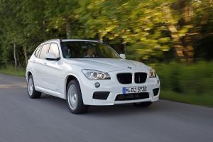 BMW X1 sDrive 2.0d EfficientDynamics Edition 2012 года