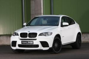 BMW X6 xDrive 4.0d by Senner Tuning 2012 года