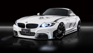 BMW Z4 White Wolf Edition by Major Auto 2012 года