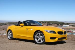 2012 BMW Z4 sDrive 2.8i