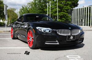 BMW Z4 sDrive 3.5i Roadster by SR Auto Group 2012 года