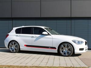 BMW 1-Series 5-Door by Lumma Design