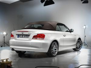 BMW 125i Convertible Lifestyle Edition 2013 года