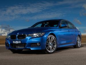 BMW 316i Sedan M Sport Package