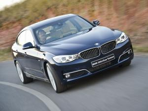 BMW 320d Gran Turismo Luxury Line 2013 года