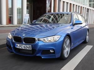2013 BMW 330d Touring M Sport Package
