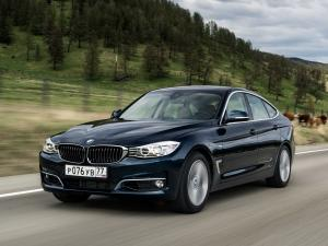 2013 BMW 335i Gran Turismo Luxury Line