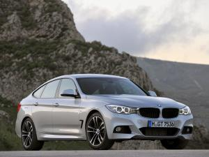 2013 BMW 335i Gran Turismo M Sport Package
