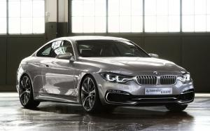 BMW 4-Series Coupe Concept 2013 года
