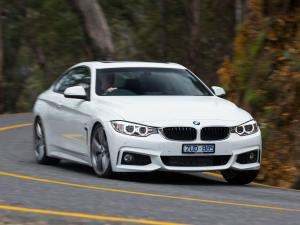 2013 BMW 420d Coupe M Sport Package