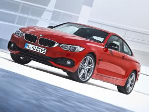 BMW 435i Coupe Sport Line 2013 года