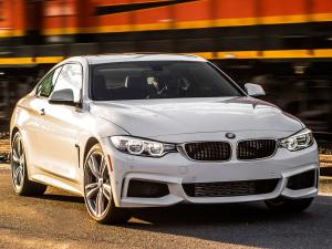 2013 BMW 435i xDrive Coupe M Sport Package