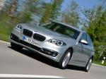 BMW 530d Sedan Luxury Line 2013 года