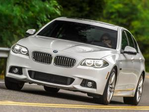 2013 BMW 535d Sedan M Sport Package