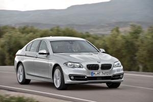 2013 BMW 535i Sedan Luxury Line