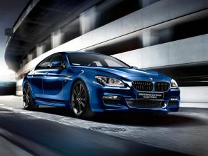 BMW 6-Series Gran Coupe M Sport Edition 2013 года