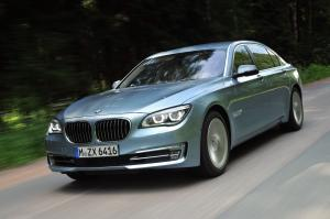 BMW ActiveHybrid 7 2013 года