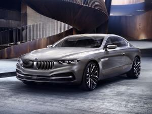 BMW Gran Lusso Coupe 2013 года