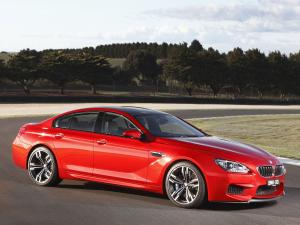BMW M6 Gran Coupe 2013 года (AU)