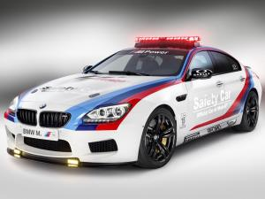 2013 BMW M6 Gran Coupe MotoGP Safety Car