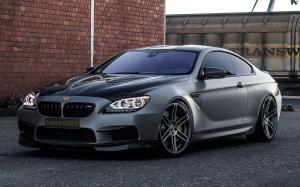 2013 BMW M6 MH6 700 Coupe by Manhart Racing