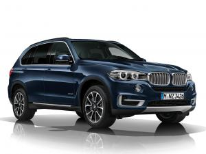BMW X5 Security Plus Concept 2013 года