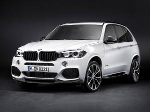 BMW X5 xDrive 3.0d M Performance Accessories 2013 года