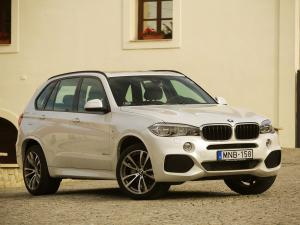 BMW X5 xDrive 3.0d M Sport Package 2013 года