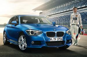 BMW 1-Series DTM Sport Edition 2014 года