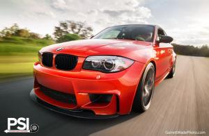 BMW 1-Series M Coupe by Precision Sport Industries 2014 года