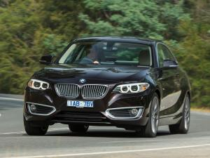 2014 BMW 220d Coupe Modern Line
