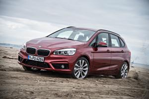BMW 220d xDrive Active Tourer Sport Line 2014 года