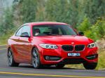 BMW 220i Coupe Sport Line 2014 года